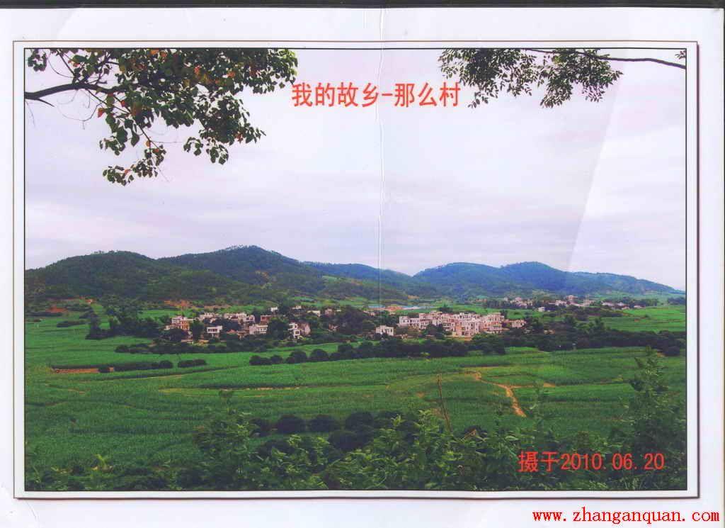 湛郎街道风景